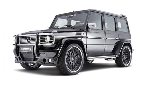Mercedes-Benz G-класс Gelandewagen