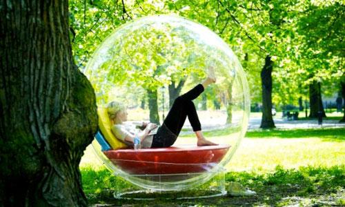 Шар-пузырь cocoon 1