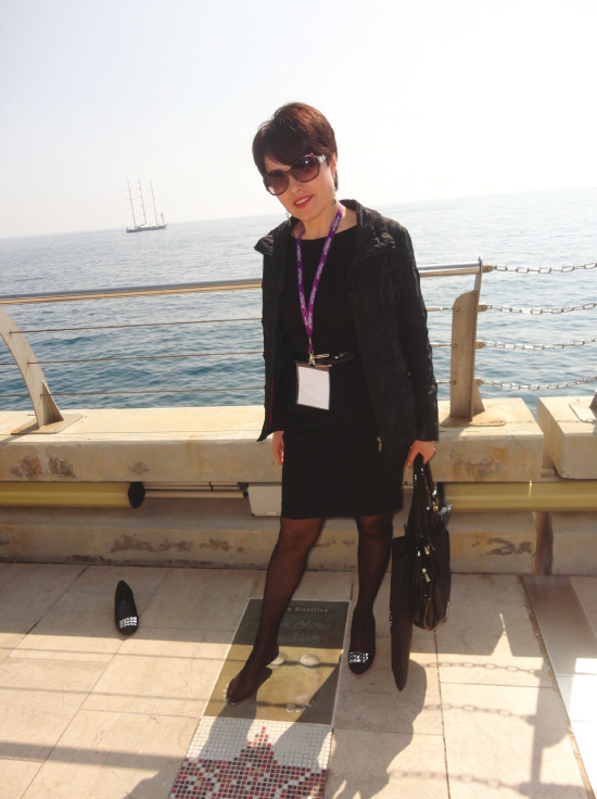 Марина Большебородова, директор сети салонов SPA «Центр Здоровья Кожи».
