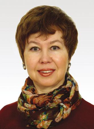 Любовь Чопенко,  кандидат педагогических наук, заведующая аспирантурой Чебоксарского кооперативного института.