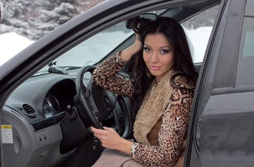 Алена Иванова, владелица бутика модной одежды «I love fashion», г. Чебоксары.