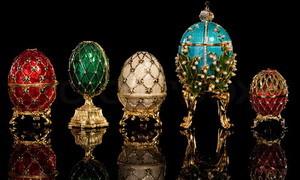 Яйца Фаберже