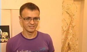 Мой папа — саксофонист Владимир Петров